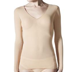Camiseta manga larga tul, Janira Denis 1045026