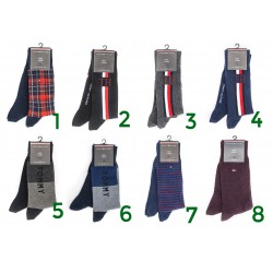 Packs 2 Calcetines Para Hombre, Tommy Hilfiger
