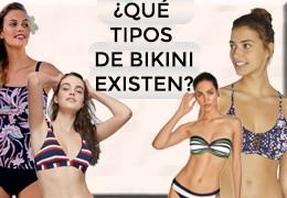 ¿Qué tipos de tops de bikini existen?