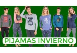 ¡Novedades en pijamas para invierno!